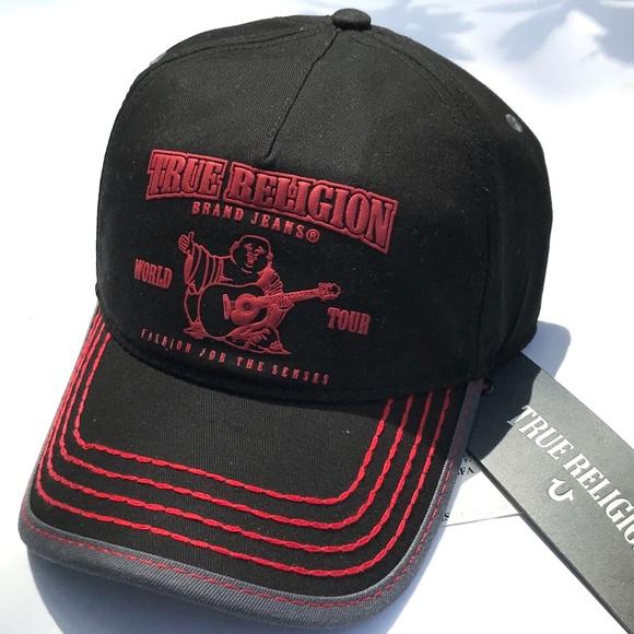 31962fa6 True Religion Accessories | Nwt Hat | Poshmark